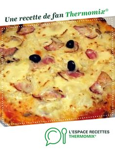 Savoyard pizza by fabflo. A fan recipe to find in the category Pies and savory pies, pizzas on www., from Thermomix®. Cooking Fails, How To Cook Meatloaf, Pizza Cake, Pizza Recipes, Entrees, Food To Make, Macaroni And Cheese, Brunch, Pizza
