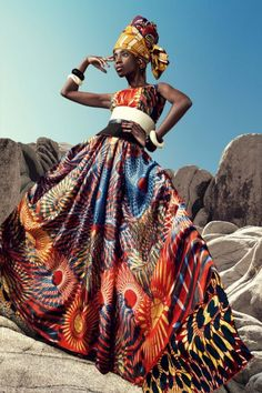 Vlisco…When Everything Else is Just Too Boring | Blog