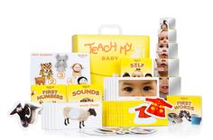 Teach My! Baby, Toddler and Pre-schooler Learning Kits #FMEGifts #Giveaway - Frugal Mom Eh!
