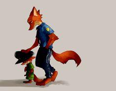 って子狐に言ってあげたい。 ズートピアさいっこうに面白かったです。