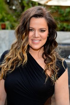 Khloe Kardashian's Ombre Hair — Expert Tips To Get TheLook