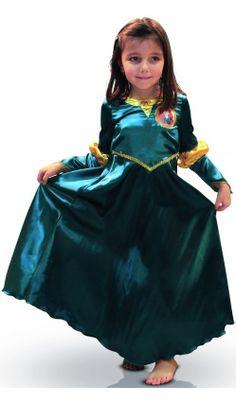 Costume de Mérida Princesse Rebelle