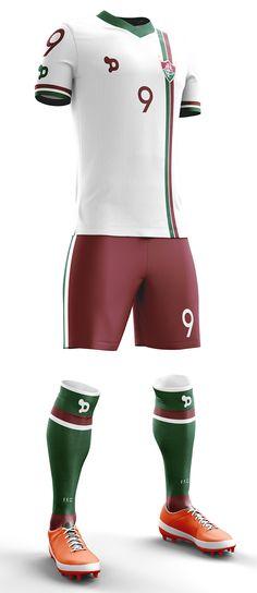 E se fosse assim - Fluminense Football Club (RJ) - Show de Camisas Camisa c2ae2809623a8