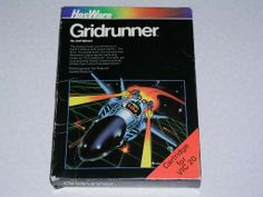 Gridrunner Hes Box - Jeff Minter
