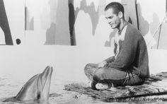 Jean-Marc Barr in Le grand bleu (1988)