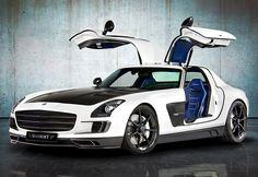 2011 Mercedes-Benz SLS AMG Mansory $700,000