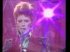 David Bowie - Drive-In Saturday..if only there was a crash course for the ravers but it's a drive in Saturday.