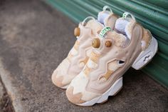 Reebok : TED × BAIT × REEBOK CLASSIC INSTAPUMP FURY HAPPY TED | Sumally (サマリー)