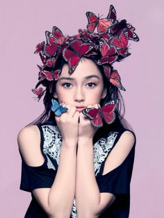 angelababy this one looks so cute