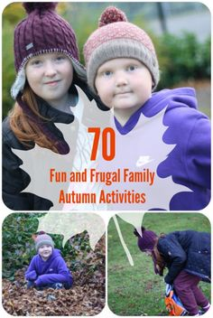 70 FRUGAL AND FUN AUTUMN ACTIVITIES TO DO WITH THE KIDS