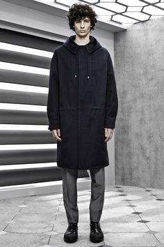 Les 10 tendances du printemps-été 2015 le manteau chez Balenciaga