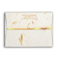 Coordinating envelopes, inserts, thank you cards. For all types of weddings. Wedding Envelopes, Custom Envelopes, Wedding Stationary, Wedding Invitations, Golden Leaves, Thank You Cards, Rsvp, Events, Weddings