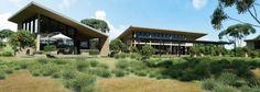 Leary's Corner – C Kairouz Architects Energy Conservation, Education Architecture, Sustainable Design, Habitats, Wilderness, Sustainability, Architects, Terrace, Natural Beauty