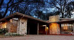 Mid-century Modern Homes, Modern Homes, Contemporary Homes, Dallas ...