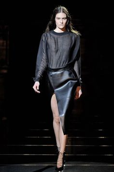 Francesco Scognamiglio Fall 2012 Runway Pictures - Livingly