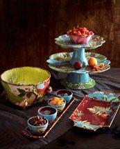 Tracy Porter  Dinnerware