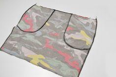 Návod na šití: střih easy dress - SHAPE-patterns.cz Shape Patterns, Outdoor Blanket