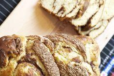 Thyme In Our Kitchen: Cinnamon Swirl Brioche from @Matt Weber