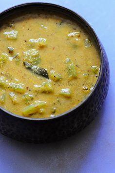 Poricha Kuzhambu-Poricha Kuzhambu Recipe