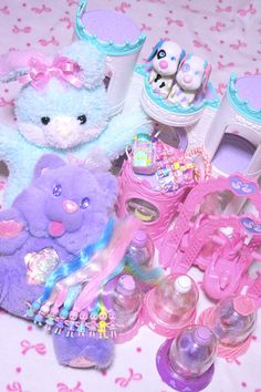 Kawaii Toy Bonanza! www.CuteVintageToys.com Hundreds Of Precious Vintage Toys From The 80s & 90s! Follow Me & Use The Coupon Code PINTEREST For 10% Off Your ENTIRE Order! Dozens of G1 My Little Ponies, Polly Pockets, Popples, Strawberry Shortcake, Care Bears, Rainbow Brite, Moondreamers, Keypers, Disney, Fisher Price, MOTU, She-Ra Cabbage Patch Kids, Dolls, Blues Clus, Barney, Teletubbies, ET, Barbie, Sanrio, Muppets, Sesame Street, & Fairy Kei Cuteness!