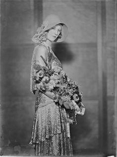 Cash-Braithwaite wedding, 1921.