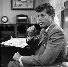 J.F Kennedy 1957
