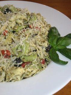 Garths Pasta Salad Recipe from Trisha Yearwood