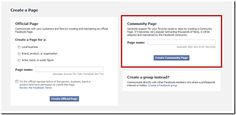 Facebook Community Pages: What Your Business Needs to Know