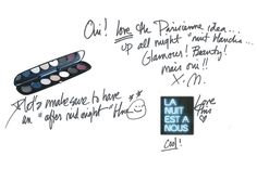 Sephora Glossy / BE A PARISIENNE