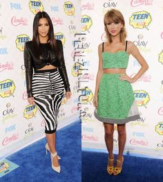 Missed out on all the 2014 Teen Choice Awards' best dressed?? Check them all out HERE!