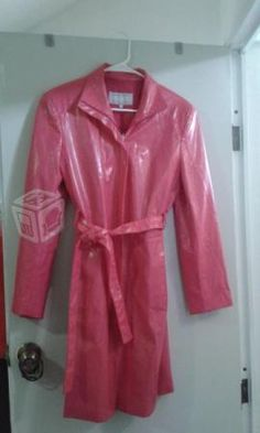 Impermeable Rosa Fucsia (Barbie) | Segundamano.mx | Móvil