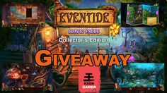 I've entered a giveaway to win Eventide: Slavic Fable. You can try your luck as well!