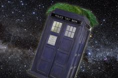 Building a TARDIS Sukkah, in the Spirit of Doctor Who