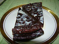 Bolo de chocolate sem farinha