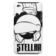 Stellar Marvin iPod Touch 4g Case by looneytunes