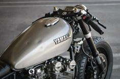 Spin Cycle Industries Yamaha XS850 ~ Return of the Cafe Racers