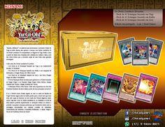 Yu-Gi-Oh! Especial Decks Lendários II - Yugi, Joey e Kaiba.