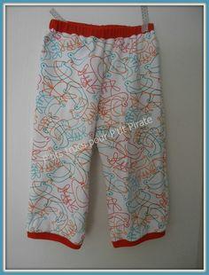 Tuto pantalon pyjama