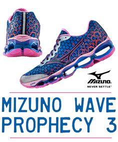 Mizuno Wave Prophecy 3