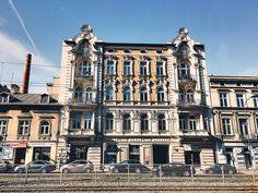 #Lodz, #Poland #architecture