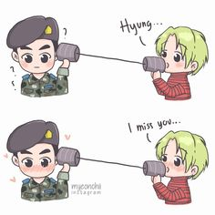 too cute do not edit or crop logo : source: myeonchii