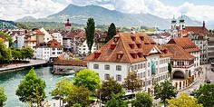 $1516 -- Europe: Visit 7 Countries in 9 Nights