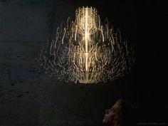 Laser cut lighting design