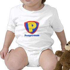 Pooperman T-shirts and Gifts  Find lots of other kids gifts and apparel at http://www.zazzle.com/toddlersplace?rf=238785193994622463