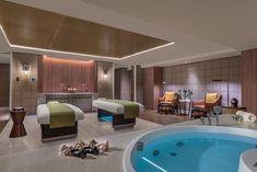 Okada Manila by Hirsch Bedner Associates (HBA) Hba Design, Mumbai News, Changing Room, Treatment Rooms, Sense Of Place, Design Consultant, Manila, Bali, Spa