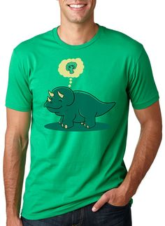 Tri Broccoli T-Shirt | CrazyDog T-shirts