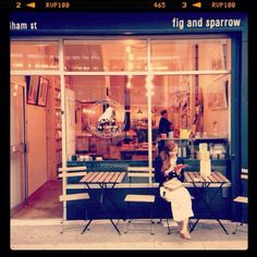 Fig And Sparrow / Manchester Northern quarter