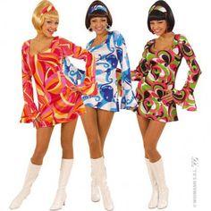 #robe #robedisco #robeannées70 #70's #1970 #disco #chic #sexy #femme #coloré #retro #botte