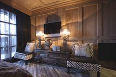 Rustic Luxe Luxury Home