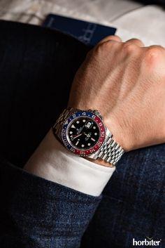 """Rolex GMT Master II """"Pepsi"""" 126710 BLRO"""